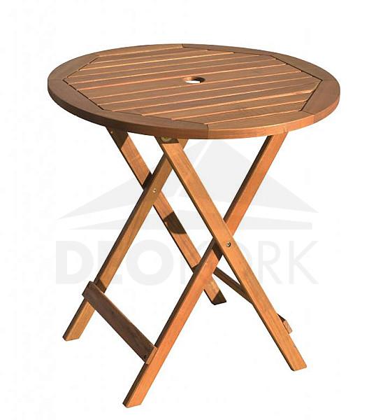 Záhradný stôl skladací HAMILTON