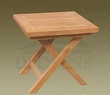 Záhradný stôl teak NEW PICKNICK