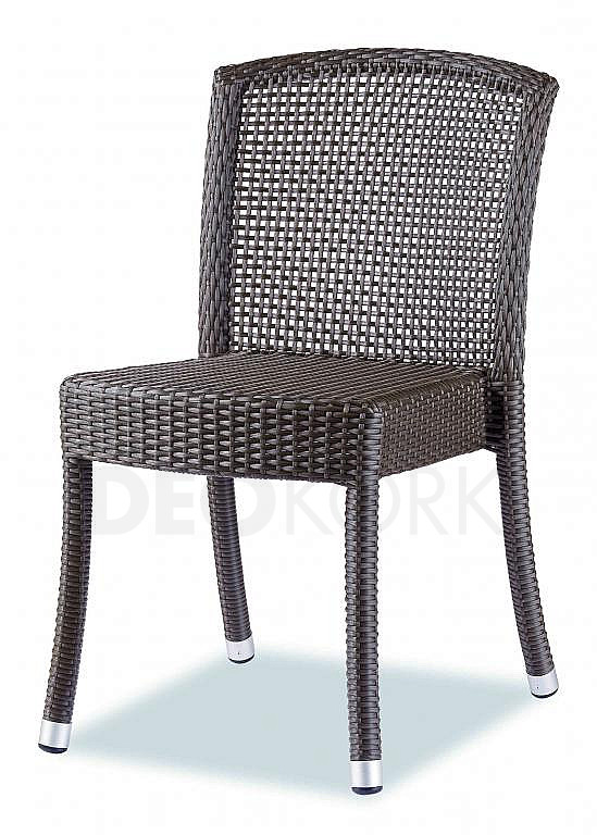 Záhradná ratanová stolička CDN88314