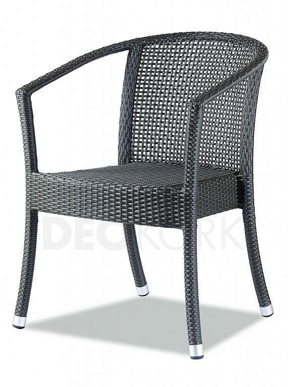 Záhradná ratanová stolička C88314