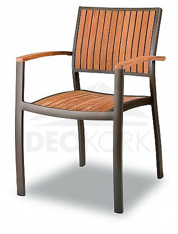 Záhradná stolička C88012-TK