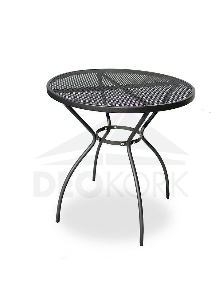 Kovový stôl STEEL (?70 cm)
